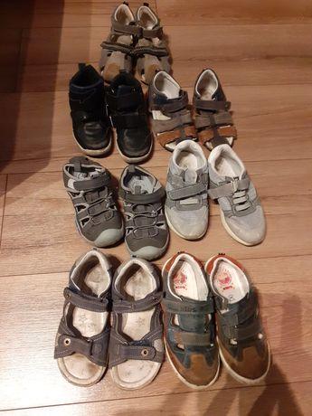 Buty 7 par rozm. 24-28 sandały, adidasy Lasocki, Bartek