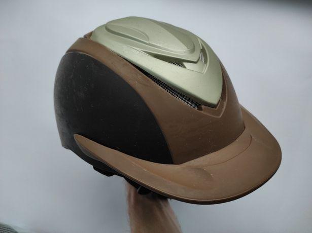 Шлем для верховой езды, конного спорта BR Viper, размер S 51-54см