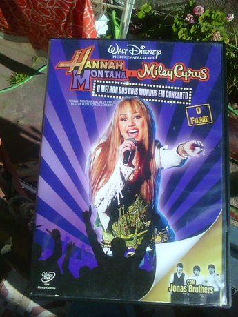Hannah Montana DVD Concerto