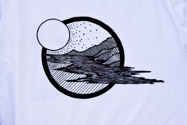 nadruk na koszulce LINORYT, koszulki z napisami