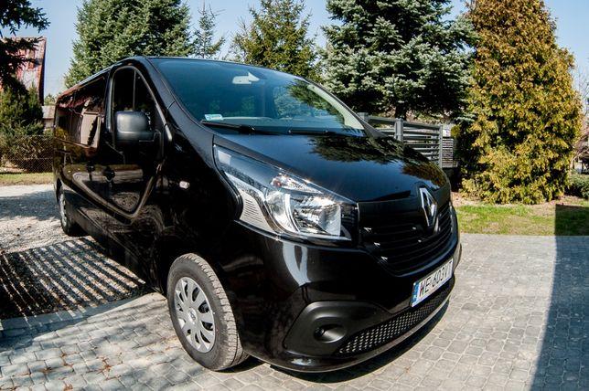 Wynajem, wypożyczalnia busów Renault Trafic 8 i 9 osób + bonus !!!