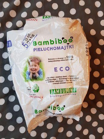Pampersy Bambiboo pieluchomajtki rozmiar 5