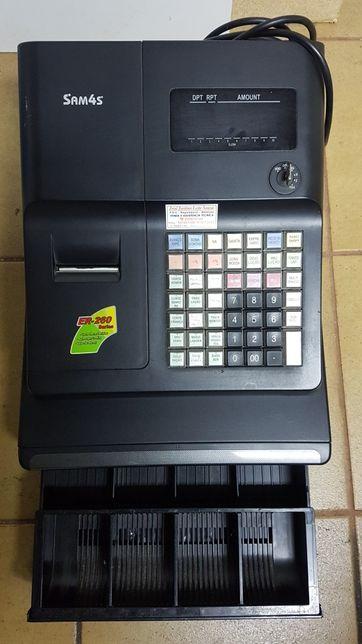 Máquina registadora SAM4S