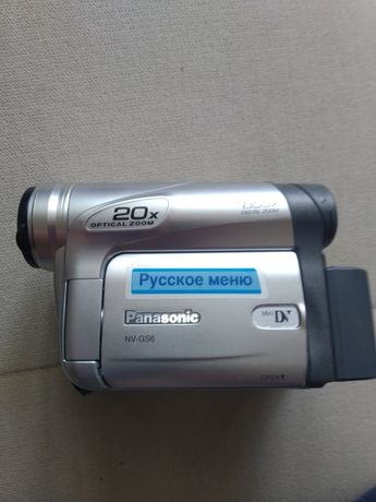 Продам видеокамеру PANASONIC NV-GS6EE