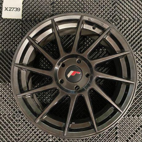 !OUTLET! Felgi Japan Racing JR22 17x7 ET40 5114,3 Hyper Black!