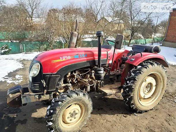 Трактор YTO ME 354 2010р