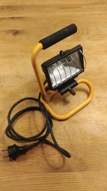 Reflektor halogenowy halogen warsztatowy lampa 150W