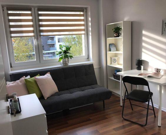 Komfortowe pokoje tuż przy Lazurowej niedaleko WAT!