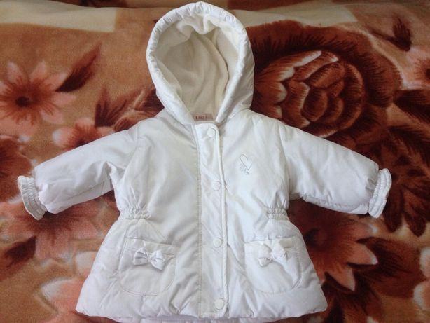Куртка bruns(Італія)для дівчинки 3-6 м