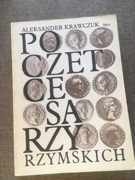 Poczet cesarzy rzymskich Aleksander Krawczuk
