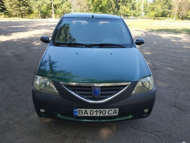 Dacia Logan 1.6 AMBIANCE gbo4