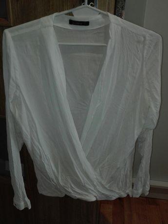 Biała bluzka Diverse rozmiar S