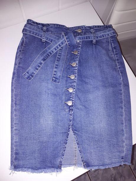 Nowa! Spódniczka jeansowa rozmiar M