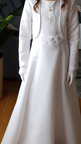 Sprzedam sukienkę komunijną dla dziewczynki