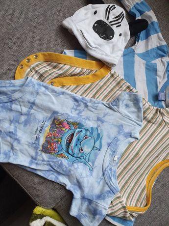 Ubranka niemowlęce 62-68