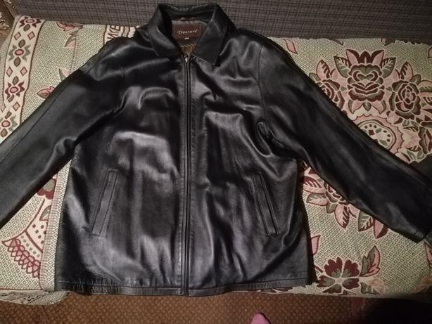 Курточка мужская кожаная.