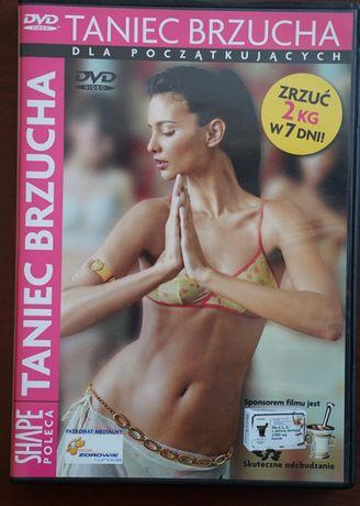 Taniec brzucha, shape DVD