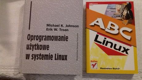 1.Oprogramowanie użytkowe w systemie Linux. 2. ABC Linux.
