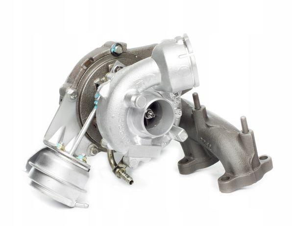 TURBINA Turbosprężarka VW Volkswagen Audi Skoda Seat 2.0 TDI 140KM BMP
