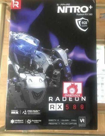 Sapphire Radeon RX 580 nitro+ 4GB
