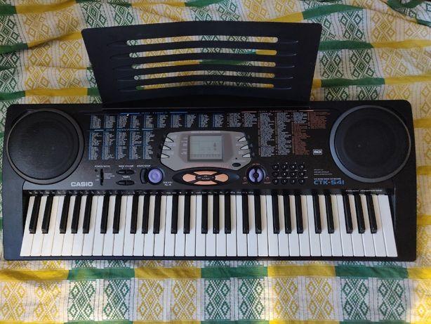 Синтезатор Casio ctk 541