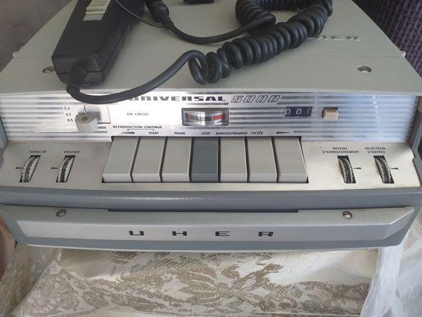 Leitor gravador de bobinas mais micro