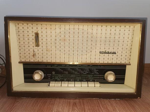 Radio lampowe Goplana