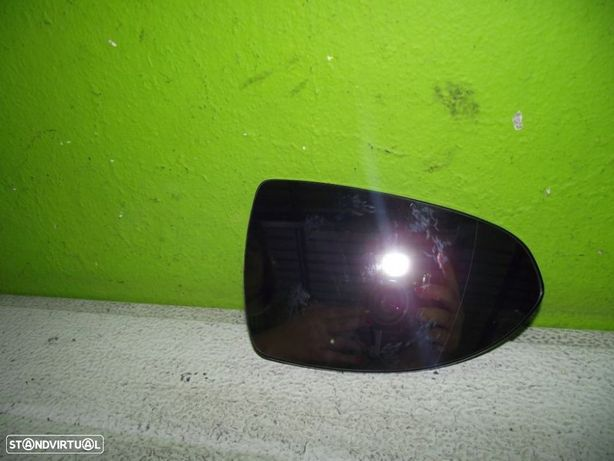 PEÇAS AUTO - VÁRIAS - Opel Corsa D - Vidro do Espelho Direito - E372