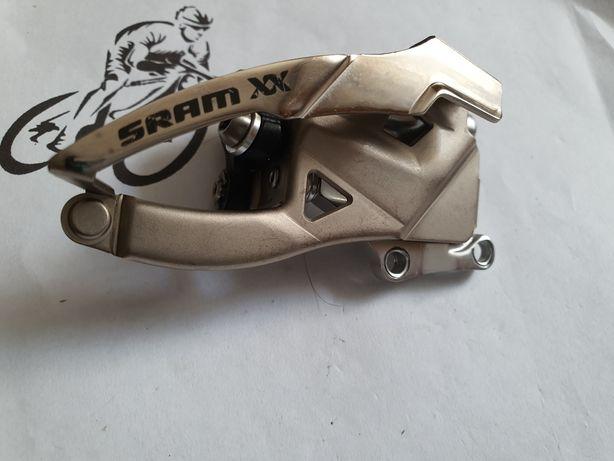 Przerzutka przednia SRAM XX 2x10 S3