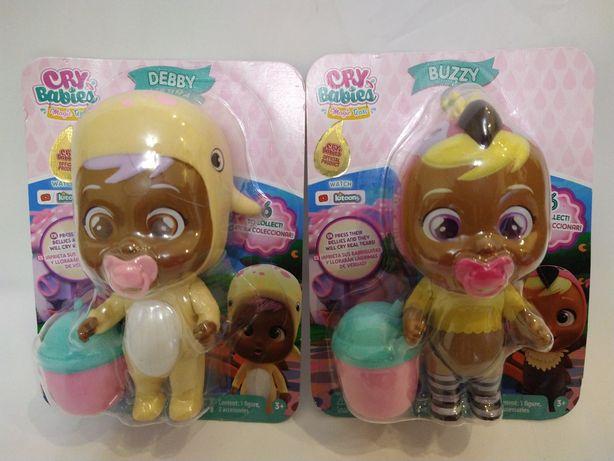 Плачущий пупс Debby,Buzzy. Gry Babies magic tears.оригинальные