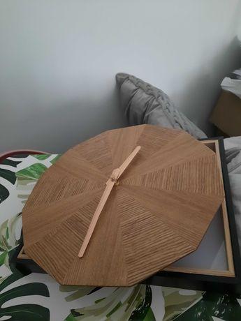 Zegarek vox  desen drewno