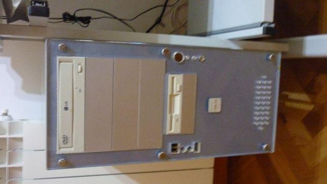 Computador, Torre LG. Monitor,Asus,Teclado e 2 colunas