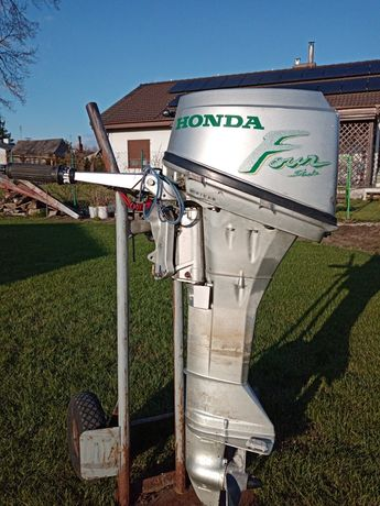 silnik zaburtowy Honda 8 KM 4T