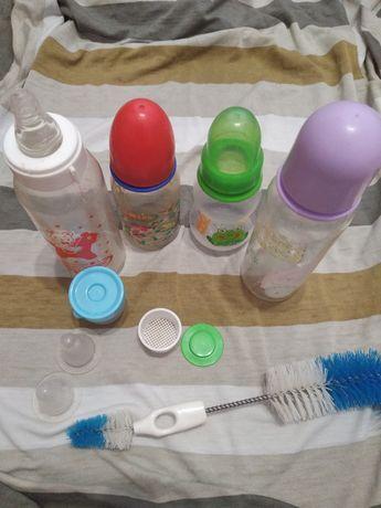 Бутылочки для новорождённых