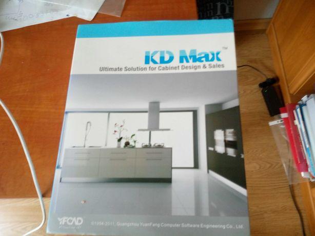 Program do projektowania KD MAX