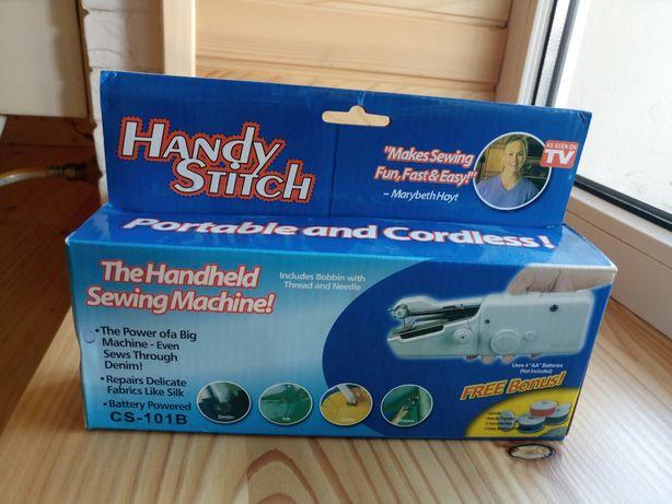 Продам ручную швейную машинку Handy Stitch