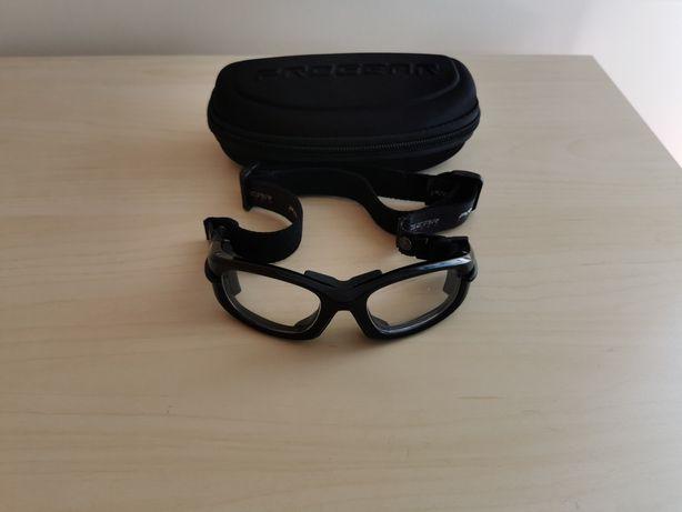 Óculos de desporto como NOVOS