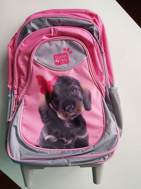 Plecak szkolny studio Pets