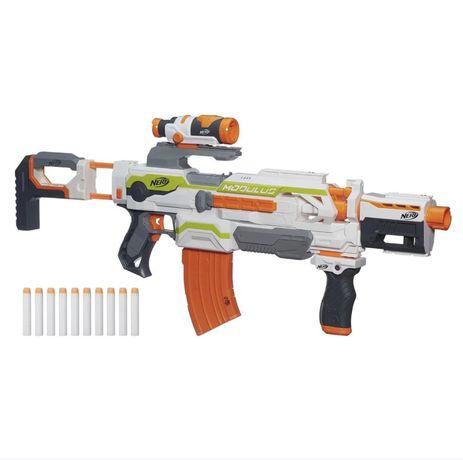 Nerf Мега бластер N-Strike Modulus ECS-10 Blaster