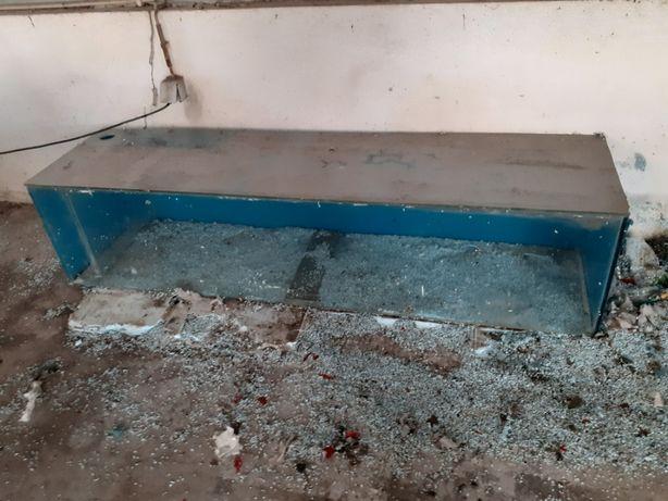 Aquario de agua salgada 1m 75cm