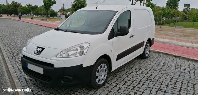 Peugeot Partner longa 3 lugares