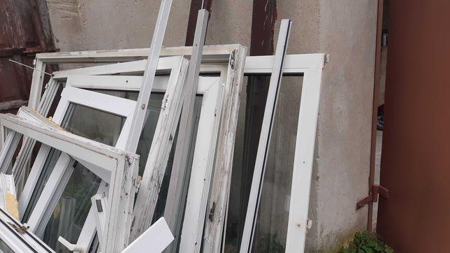 Skrzydła okien dom
