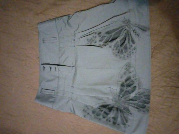 Продам стильную юбку 46-48