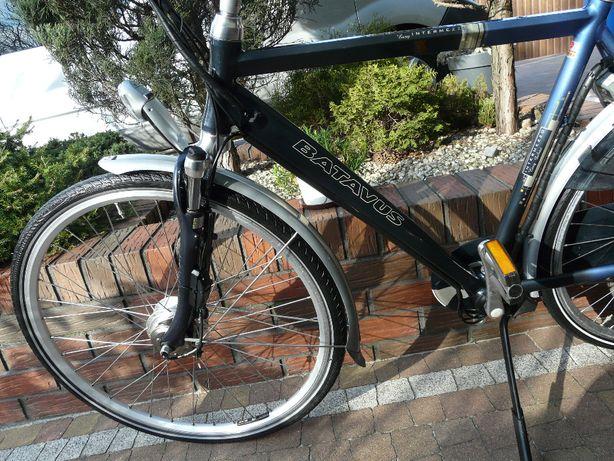 Rower elektryczny BATAVUS Intermezzo Easy DeLuxe -ładny,zadbany