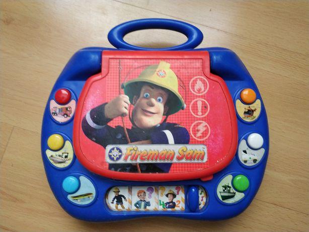 Комп'ютер, ігрова панель, Пожарный Сэм Fireman Sam