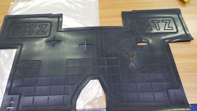 Dywanik wycieraczka wykładzina podłogi kabiny MTZ guma podłogowa mata