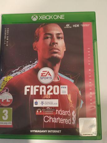 Gra FIFA x box  20