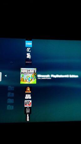 PlayStation 3 Slim (256Gb) прошита-Hen