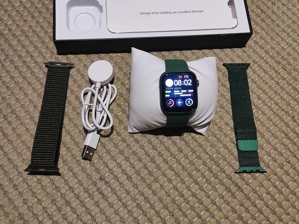 Smartwatch | Várias Cores - 2 braceletes | Atende e faz chamadas