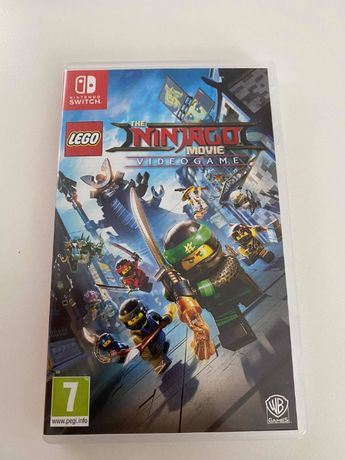 Lego Ninjago Movie VIDEO GAME (NS)
